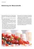 PDF zum downloaden des Ratgebers - Mineralstofftest Calcium ... - Seite 4