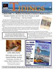 Hampton Beach Visitors Guide - Hampton Area Chamber of ...