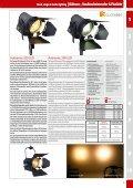 Bühnen-, Studioscheinwerfer & Flutlicht|flood, stage ... - LTH-GmbH - Seite 7