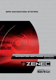 GPS NAVIGATION SYSTEM - Acr