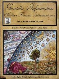 Vol I Nº7 - Archivos Forteanos Latinoamericano.