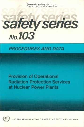 no.103 - gnssn - International Atomic Energy Agency