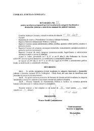 Hotararea nr.39 / 07.02.2007 - Consiliul Judetean Constanta