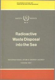 Safety_Series_005_1961 - gnssn - International Atomic Energy ...