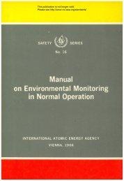 Safety_Series_016_1966 - gnssn - International Atomic Energy ...