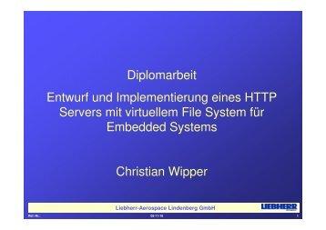 Über Liebherr-Aerospace Lindenberg GmbH