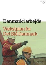 Vækstplan for Det Blå Danmark - Erhvervs- og Vækstministeriet