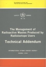 Safety_Series_019_1966 - gnssn - International Atomic Energy ...