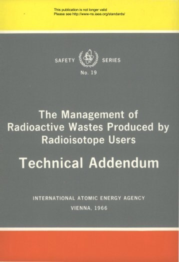 Safety_Series_019_1966 - gnssn - International Atomic Energy ...
