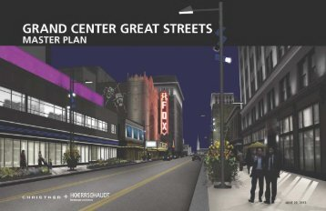 Grand Center Great Streets Master Plan