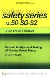 Safety_Series_050-SG-S2_1979 - gnssn - International Atomic ...