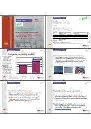 Predavanje o problematiki, ki jo obravnava projekt - ZRMK