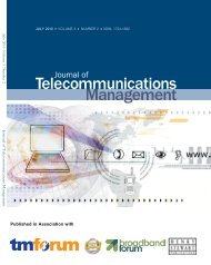 The effects of vectored DSL on network operations ( PDF ) - ASSIA Inc.