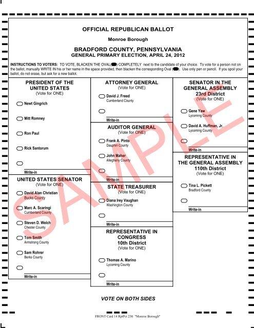 Snail mail? N. J. Sample ballots arrive 2 weeks late   nj. Com.