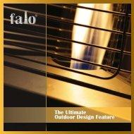 Falo ultimative Design Outdoor Heater - MGK
