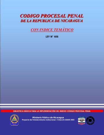 codigo procesal penal - H. Congreso del Estado de Sonora