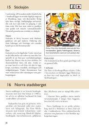 16 Norra stadsberget - Sundsvall