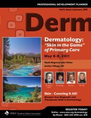Dermatology: - Southern Medical Association