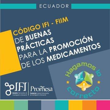 de buenas prácticas para la promoción de los medicamentos - IFPMA