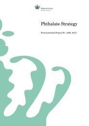 Phthalate Strategy