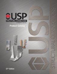 Manufactured Housing - USP Connectors