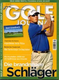 GdA im internationalen Topvergleich (pdf 879 kb) - Golf de Andratx
