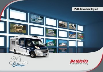 Brochure 30 Years Edition 2013 - Dethleffs