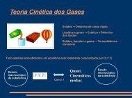 Teoria Cinética dos Gases - CEUNES