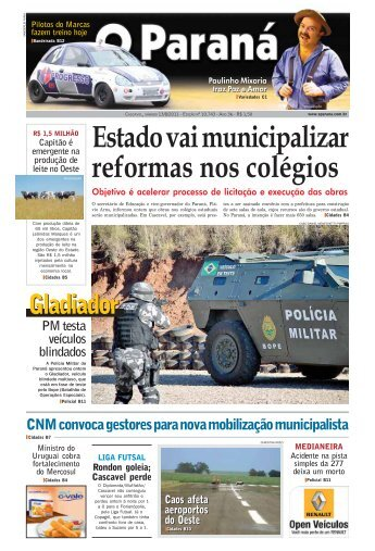 A01 OPR CAPA NOVA.pmd - O Paraná