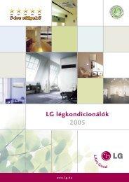 LG légkondicionálók 2005