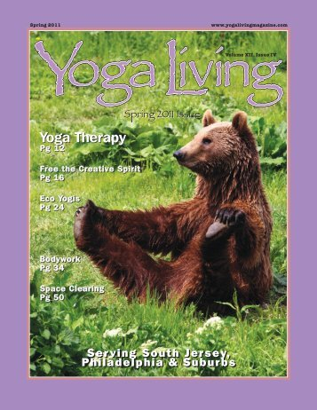 Yoga Therapy Yoga Therapy - Yoga Living Magazine