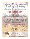 Yoga Therapy Yoga Therapy - Yoga Living Magazine - Page 3