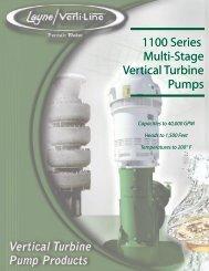 1100 Series - BBC Pump and Equipment