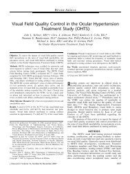 Visual Field Quality Control in the Ocular Hypertension Treatment ...