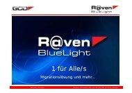 GCD Systeme GmbH - R@ven BlueLight