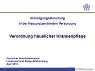 HZV-Kompaktmodul_Verordnung HKP - Deutscher ...