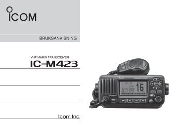ic-m423 - VHF Group AS