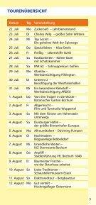 SOMMER- SPROSSEN 22.7.–3.9. - Seite 3