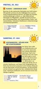 SOMMER- SPROSSEN 22.7.–3.9. - Seite 7