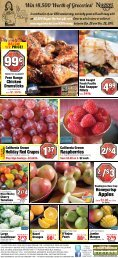 1/2 price! - Nugget Market
