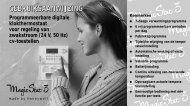 Magic Stat 3 - H. Bosma installatietechniek BV Siddeburen