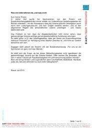 Ist ein Verein ein Unternehmen? - Siart und Team Treuhand GmbH
