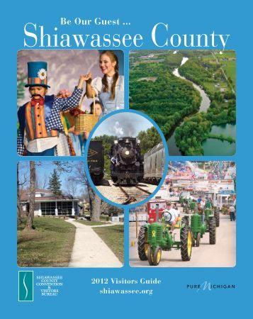 download our Visitor's Guide - Shiawassee County Convention and ...