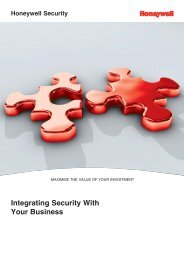 steves brochure V9 colou_new:Layout 1.qxd - Honeywell Security