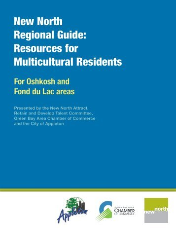 New North Regional Guide: Resources for Multicultural Residents