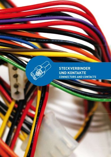 STECKVERBINDER UND KONTAKTE connectors and ... - MECS