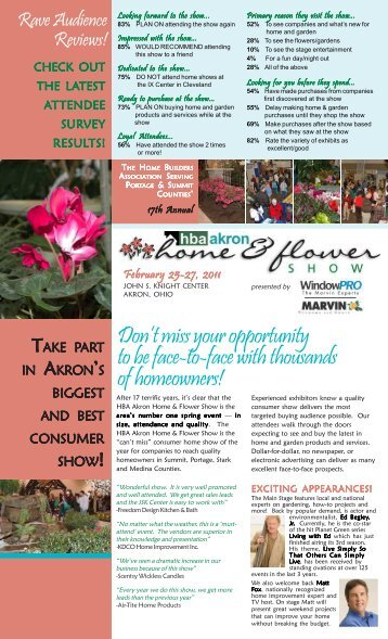 Home And Flower Show Akron Oh Best Flowers and Rose 2017