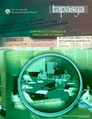 Summer 2009 - Indira Institutes