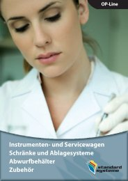 Katalog OP-Line 2012 - Standard Systeme