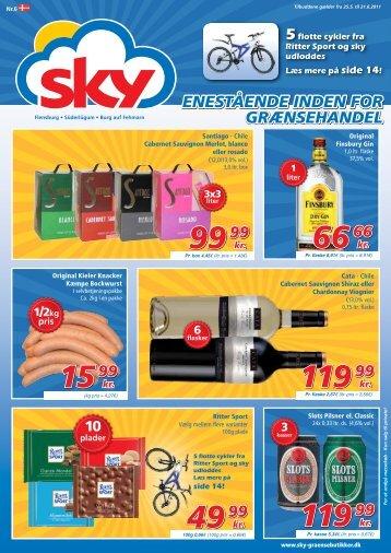 sky discount grænsehandel